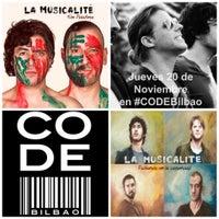 Das Foto wurde bei CODE Bilbao von CODE Bilbao am 11/12/2014 aufgenommen