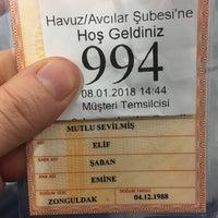 Photo prise au Garanti Bankası par AMİNELİF S. le1/8/2018