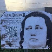 Foto scattata a Joseph and Susanna Dickinson Hannig Museum da LoriBeth T. il 2/20/2017