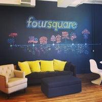 Das Foto wurde bei Foursquare HQ von Marc C. am 5/17/2013 aufgenommen