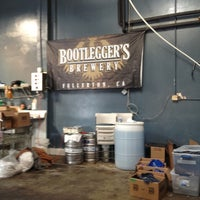 Das Foto wurde bei Bootlegger's Brewery von Memo G. am 12/8/2012 aufgenommen