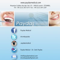 Foto tirada no(a) Paydas Medical - Dr. Cenk Paydas por Paydas Medical - Dr. Cenk Paydas em 12/25/2014
