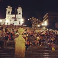 Foto scattata a Piazza di Spagna da Francesco S. il 6/16/2013