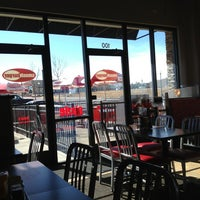 Photo taken at Smashburger by Mike R. on 1/28/2013