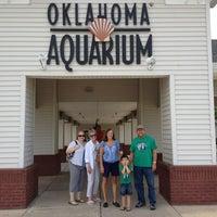 Foto tomada en Oklahoma Aquarium por Lisa J. el 8/7/2013