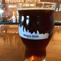 Foto tomada en Woods Boss Brewing por Jeremy A. el 9/30/2018