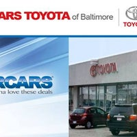 Photo Taken At Darcars Toyota Baltimore By D On 5 28 2017