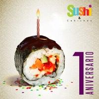 10/26/2014에 Sushi & Cebiches님이 Sushi & Cebiches에서 찍은 사진