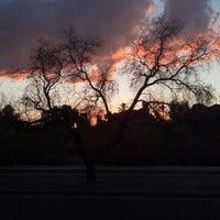 Photo taken at Papago Park by Devon A. on 2/9/2013