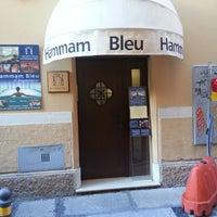 รูปภาพถ่ายที่ Hammam Bleu โดย Matteo M. เมื่อ 9/7/2013