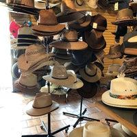 7d2cc7c6cb48a Photo taken at The Village Hat Shop by Dane on 5 28 2018 ...