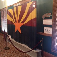 Photo taken at Arizona Capitol Museum by Michele S. on 8/15/2014
