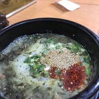 Das Foto wurde bei Ujin Haejangguk von Dongki J. am 11/13/2018 aufgenommen