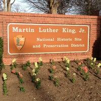 1/21/2013にTroy W.がDr Martin Luther King Jr National Historic Siteで撮った写真