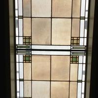 รูปภาพถ่ายที่ Frank Lloyd Wright's Unity Temple โดย Troy W. เมื่อ 5/25/2013