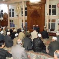 1/2/2014 tarihinde Onur D.ziyaretçi tarafından Terme Ahşap Pazar Camii'de çekilen fotoğraf