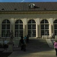 Stara Pomarańczarnia łazienki Królewskie 241 Visitors