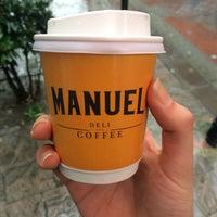 Das Foto wurde bei Manuel Deli & Coffee von Ipek S. am 12/12/2014 aufgenommen