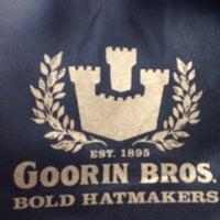 4d79d986c5c52 ... Photo taken at Goorin Bros. Hat Shop - Gaslamp by Lisa Z. on 6 ...