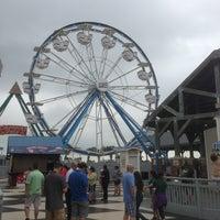5/22/2013 tarihinde Dan D.ziyaretçi tarafından Kemah Boardwalk'de çekilen fotoğraf