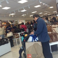 Photo Taken At Michael Kors Outlet By María José T On 11 28
