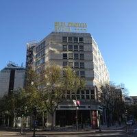 Das Foto wurde bei Hotel Husa Princesa von Satoshi S. am 5/2/2013 aufgenommen