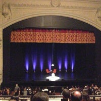 Foto scattata a SHN Orpheum Theatre da Kurt D. il 4/13/2013