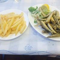 รูปภาพถ่ายที่ Ψαροταβερνα Κουκλις / Kouklis Restaurant โดย Dóra K. เมื่อ 8/2/2015