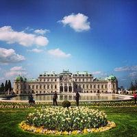 5/4/2013 tarihinde Murat Eray K.ziyaretçi tarafından Oberes Belvedere'de çekilen fotoğraf