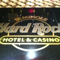Foto diambil di Seminole Hard Rock Hotel & Casino oleh Travis M. pada 1/9/2013