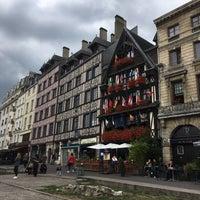Photo prise au Place du Vieux Marché par Arnaud B. le7/13/2017