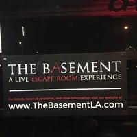 รูปภาพถ่ายที่ THE BASEMENT: A Live Escape Room Experience โดย fahad a. เมื่อ 1/7/2016