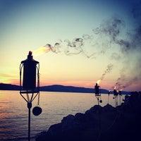 Foto tirada no(a) Half Moon por Andreea em 6/16/2013