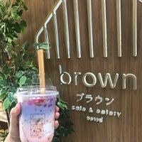 Foto scattata a Brown Café da NUK il 10/31/2018