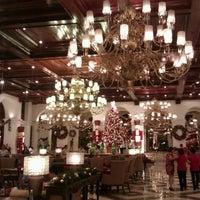 12/29/2012 tarihinde Bea A.ziyaretçi tarafından Manila Hotel'de çekilen fotoğraf