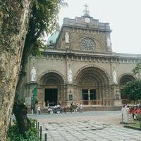 11/10/2015 tarihinde Jayvee C.ziyaretçi tarafından Cathedral-Basilica of the Immaculate Conception of Manila (Manila Cathedral)'de çekilen fotoğraf