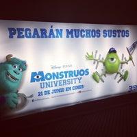 Photo prise au Yelmo Cines Vialia-Málaga 3D par Lau S. le7/2/2013