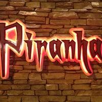 รูปภาพถ่ายที่ Piranha Nightclub โดย Peter A. เมื่อ 10/21/2012