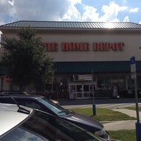 The Home Depot Hardware Store In Gainesville