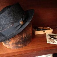 6155fa5cbd0a3 ... Photo taken at Goorin Bros. Hat Shop by Elizabeth I. on 6 10 ...