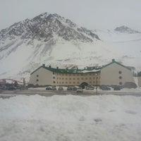 Foto tomada en Centro de esquí Los Penitentes por El Negro M. el 8/11/2013