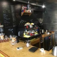 Das Foto wurde bei Brown Caffeine Lab von Mighty T. am 2/8/2018 aufgenommen