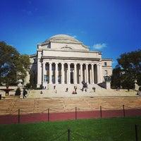 10/26/2013에 Valiko B.님이 Columbia University Sculpture Garden에서 찍은 사진