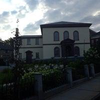 8/23/2013 tarihinde lee u.ziyaretçi tarafından Touro Synagogue'de çekilen fotoğraf