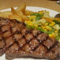 Das Foto wurde bei Abuba Steak von Sania am 12/15/2014 aufgenommen
