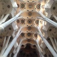Foto tirada no(a) Sagrada Família por Doris C. em 7/22/2013