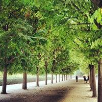 9/14/2012にRenke Y.がJardin du Palais Royalで撮った写真