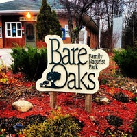 Foto tomada en Bare Oaks Family Naturist Park por Stephen W. el 11/7/2012