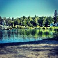 Foto tomada en Bare Oaks Family Naturist Park por Stephen W. el 8/4/2013