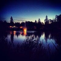 Foto tomada en Bare Oaks Family Naturist Park por Stephen W. el 8/5/2013